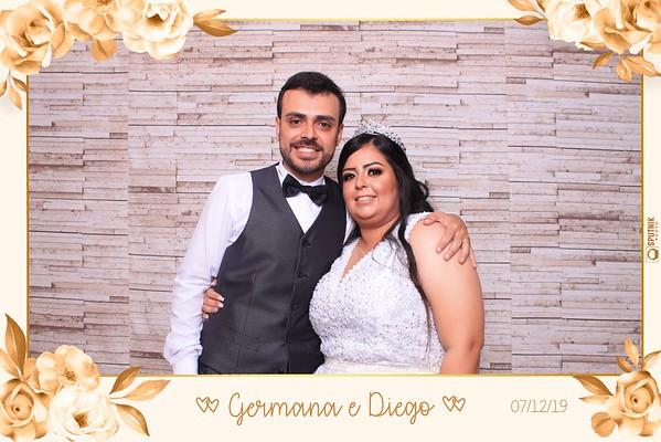 Germana e Diego