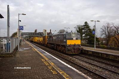 Portlaoise (Rail), 28-11-2019
