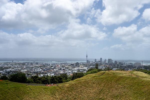 Mount Eden, Auckland, New Zealand - 2019