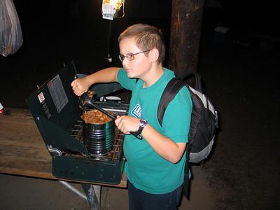 Blazer Camp - Camp Wilkerson - 2009