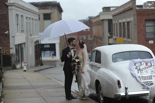 Roger Williams Park Wedding