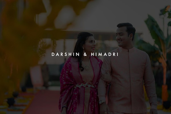 Darshin & Himadri | Feb 2020
