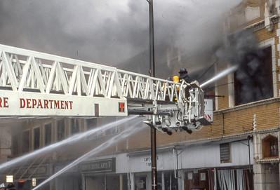 2-28-87 Berwyn Fires Cermak Rd