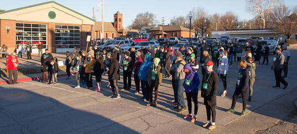 St. Patrick's Day Shamrock Shuffle 5K Run/Walk 2019