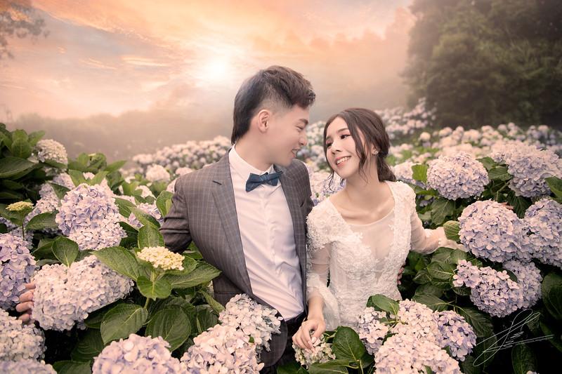 陽明山&遊樂園 婚紗