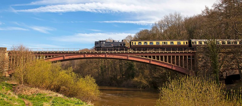 Severn Valley 25th March 2017