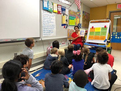 2019-09-13 Mystery Reader Forouzan Hezaveh-Grigsby