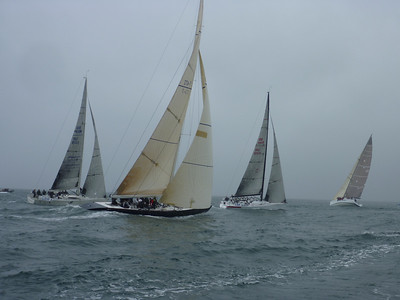 Cowes Week - Day 1