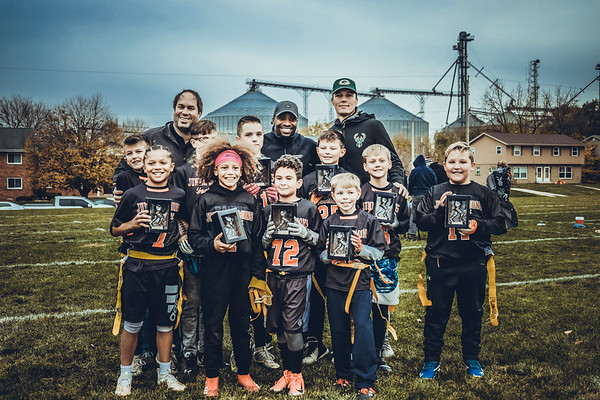 Junior Demons Flag Football 10.17.20