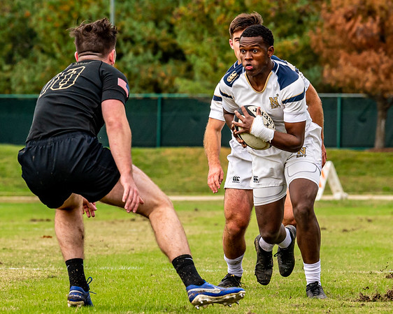 NAVY Men's Rugby vs Army (10/31/2020)