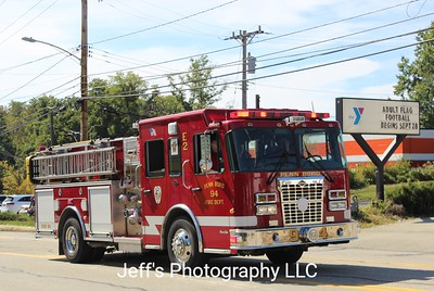 Pennsboro Volunteer Fire Department