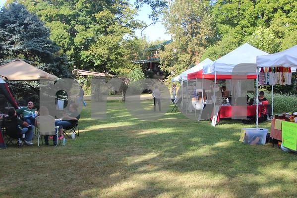 Fall Folk Festival at Farmhouse Gallery - September 2014