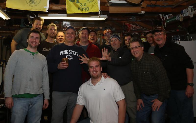 Da Boyz of Maine!