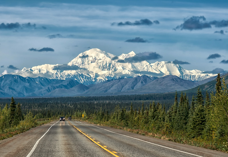 Heading for Denali