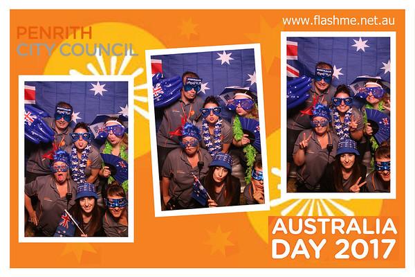 Australia Day Celebrations - 26 January 2017