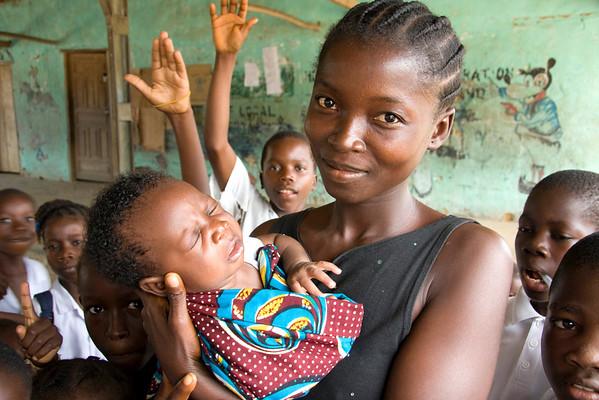 Liberia - November 2007