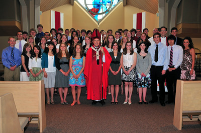 2008 Confirmation Class