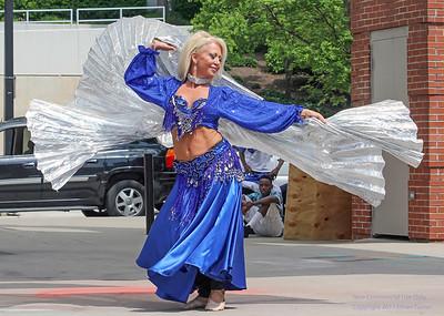 2012 Rossini Festival - Sandsation Dancers
