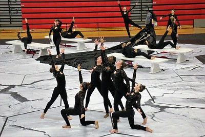 2018 WGI Guard, Percussion & Winds