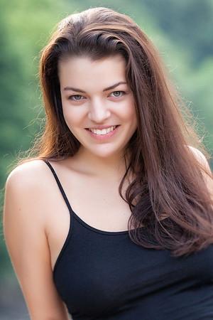 Anna Maine Model