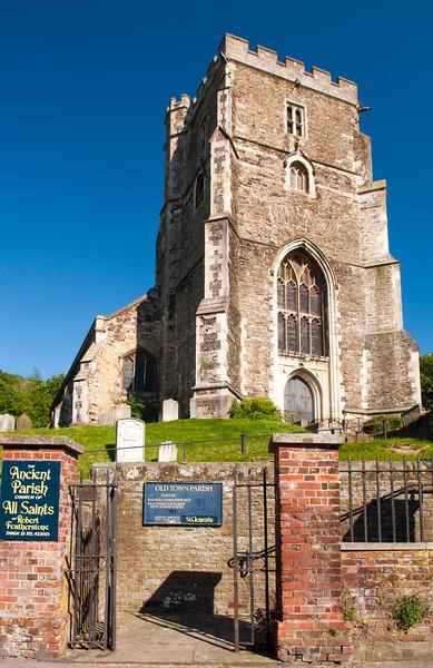 All Saints, Hastings