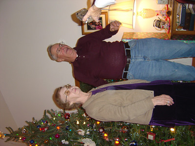 Christmas 2004 (Mentzer Family)