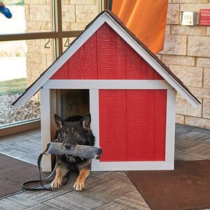 Dog House Dedication 06-04-21