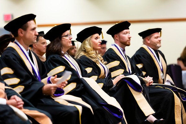 DBA Graduation The University  Of Scranton