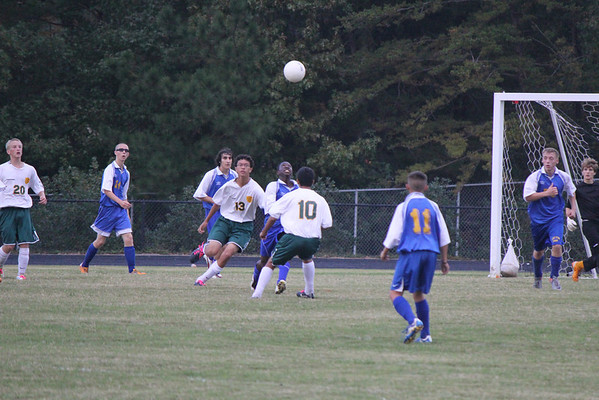 2011Soccer GreatMills vs Thomas Stone