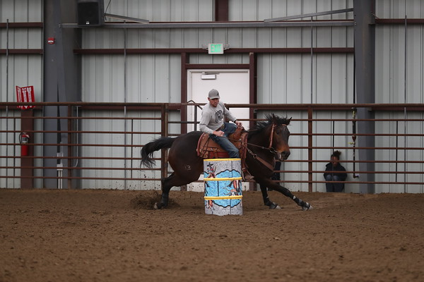 March Madness Barrel Race 7 March 2021