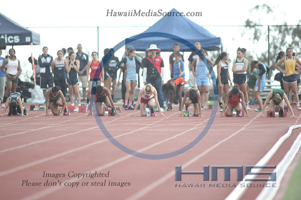 Girls 100m Dash 5-9-14