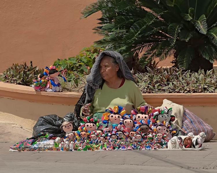 Trinket Lady Of Los Cabos