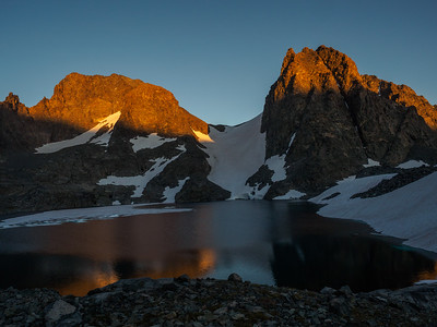 Agnew Meadows to Lake Catherine - Ansel Adams Wilderness, 08/16-08/-17/2019
