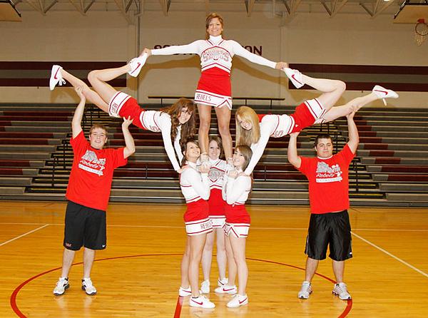 SN MS/HS Cheerleading 10-11