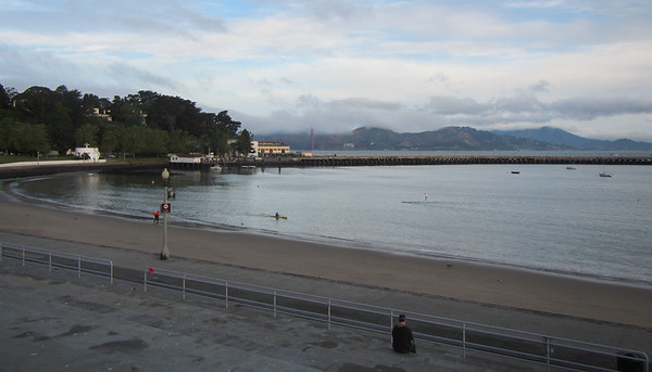 20130527 Swim Escort & Sausalito