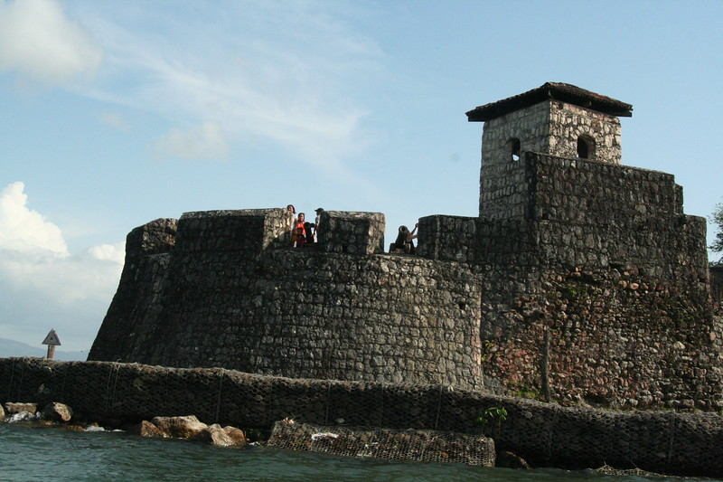 Europe can't keep *all* the unused stone forts for itself