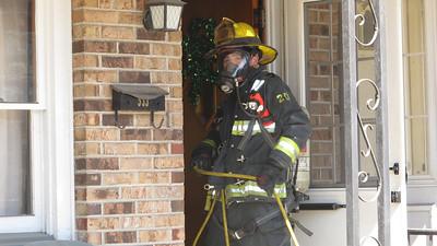 CO, Carbon Monoxide Response, East Broad Street, Tamaqua (3-21-2014)