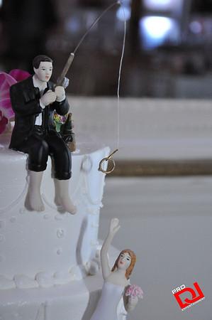 Linda and Joseph's Wedding day 11-1-13