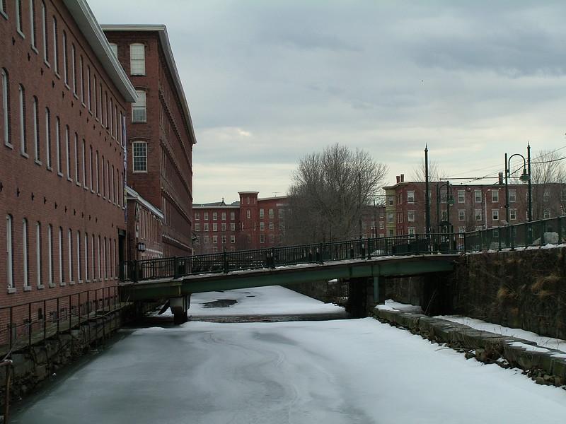 Mills - Lowell, MA