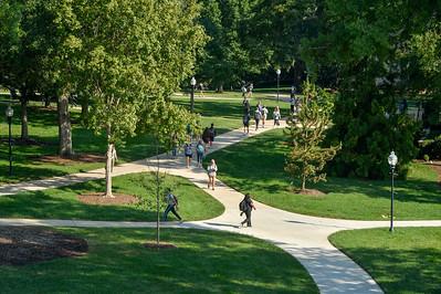 Campus Greenways Fall 2018