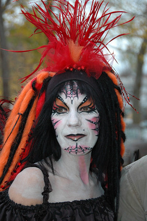 Halloween 2009 - Day Parade