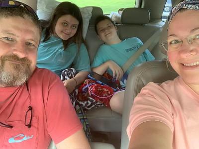 Arkansas trip 7-26-19