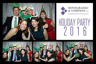 NovoCo Holiday Party 2016