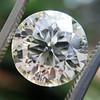 3.86ct Old European Cut Diamond GIA K VS2 21