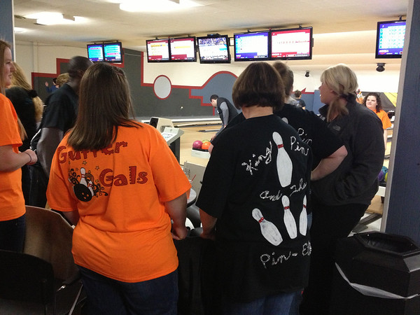 2013 BVHS Bowling Party