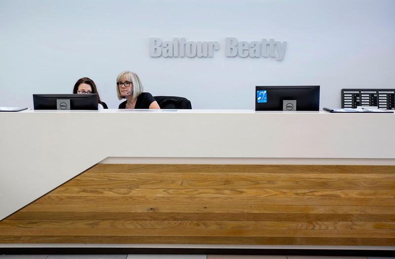 Balfour Beatty Open day .