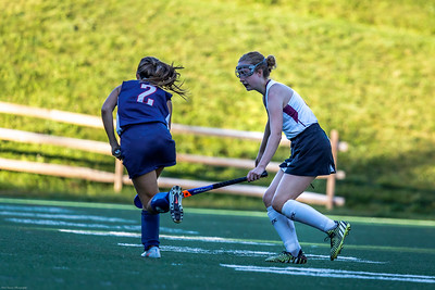 HHS GIRLS FIELD HOCKEY VS PLYMOUTH