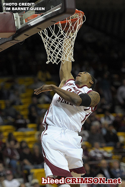 New Mexico State vs. Utah State :: 01/13/2012