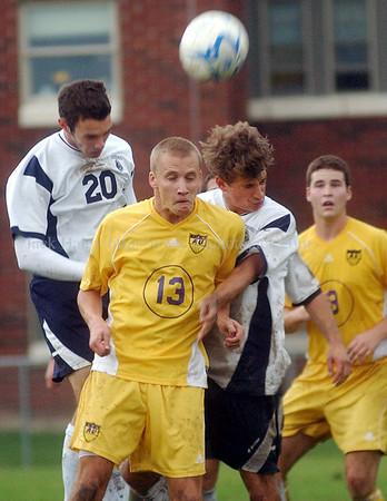 SUNY Geneseo vs Alfred State - Men's Soccer