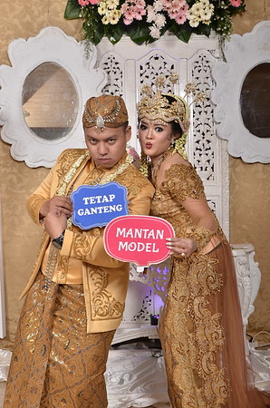 170226 | The Wedding Regina & Dendi